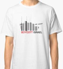 Boycott Israel (tank version) Classic T-Shirt