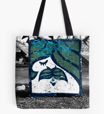 Montreal Art Tote Bag