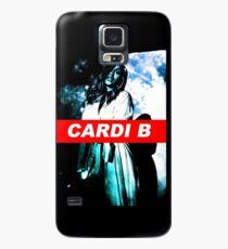 Cardi B- Blue  Case/Skin for Samsung Galaxy