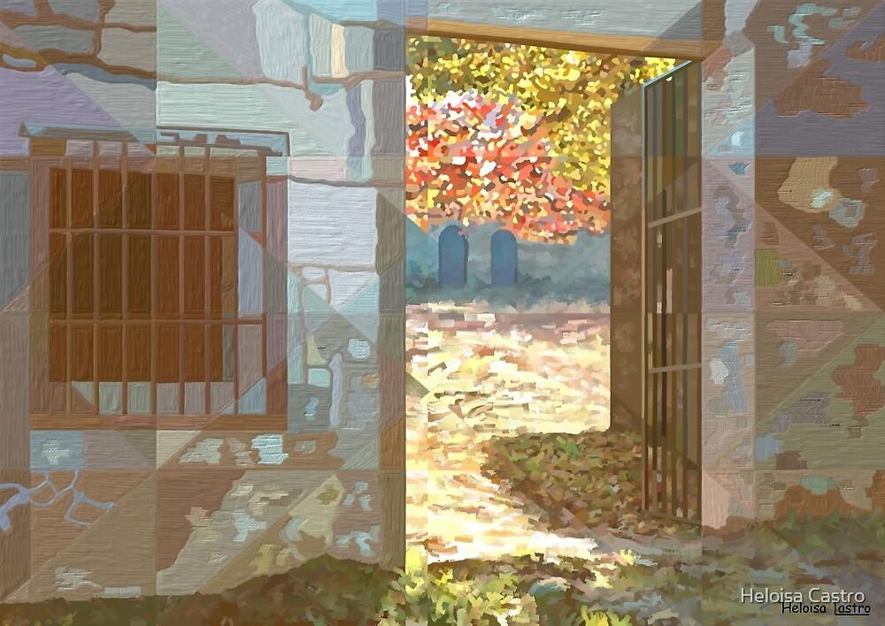HC 21 Landscape by Heloisa Castro