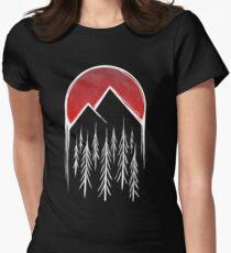 Camiseta entallada Twin Peaks