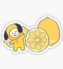 Pegatina LIMONES Y CHIMMY