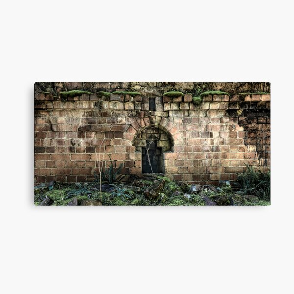 Niche To Nowhere - Newnes - Wollemi National Park, NSW Canvas Print