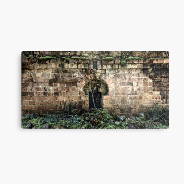 Niche To Nowhere - Newnes - Wollemi National Park, NSW Metal Print