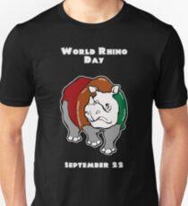 World Rhino Day T-Shirt