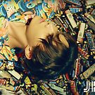 Jhope Fake Love by bimdesign