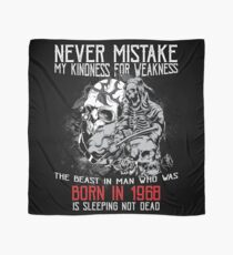 Happy Birthday Horror - Born In 1968 Scarf