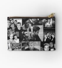 full black and white Studio Pouch
