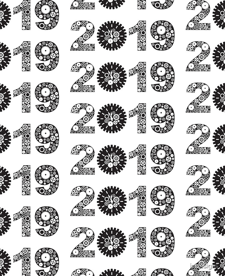 Happy New Year Drawing 36