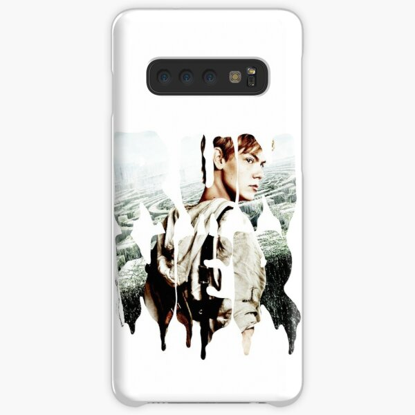 runner - newt Samsung Galaxy Snap Case