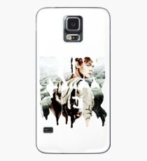 Funda/vinilo para Samsung Galaxy corredor - tritón