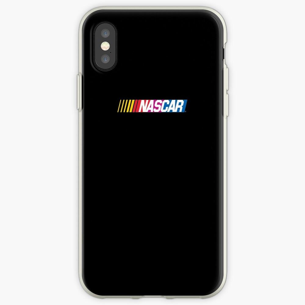 Nascar-Logo iPhone-Hülle & Cover