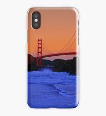 San Francisco Bay Golden Gate Bridge iPhone Case