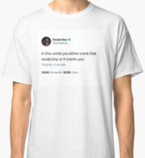 Soulja Boy Tweet Classic T-Shirt