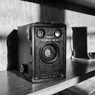 Vintage Kodak Brownie Target Six-16  by brotbackgeraet