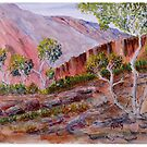 Ormiston Gorge, Northern Territory, Australia by Paul Gilbert