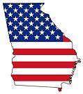 Georgia, USA by Sun Dog Montana
