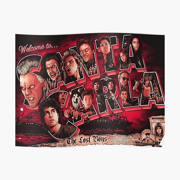 Lost Boys Posters Redbubble
