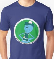 Mr. Meeseeks: Remember To Square Your Shoulders Unisex T-Shirt