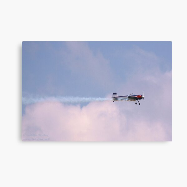 Air Show 3 Canvas Print
