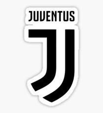 Juventus Logo Design Sticker