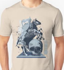 The Game of Kings, Wave Three: The White King's Knight Unisex T-Shirt