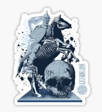 The Game of Kings, Wave Three: The White King's Knight Sticker