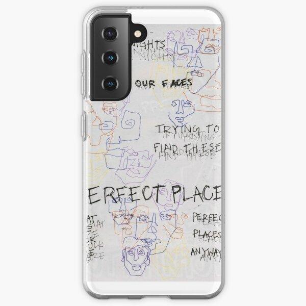 lugares perfectos Funda blanda para Samsung Galaxy