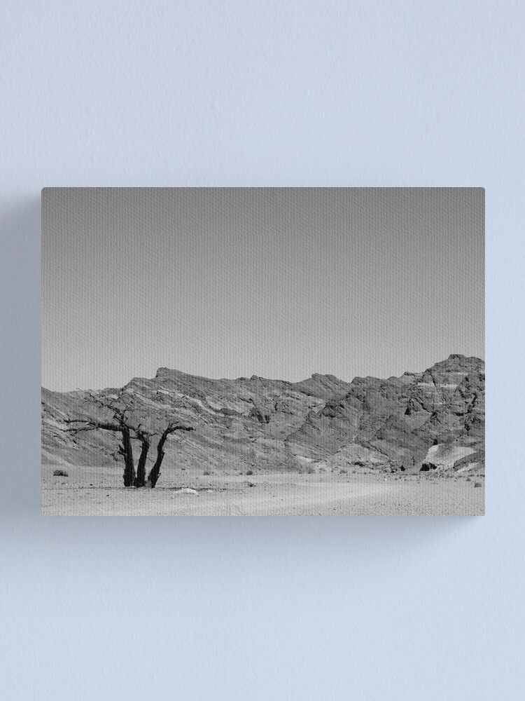 Alternate view of Loneliness Canvas Print