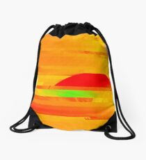 Ayers Rock Drawstring Bag