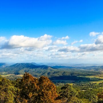 Mountain Vista, Mount Tamborine, Gold Coast, Queensland, Australia by MADCAT