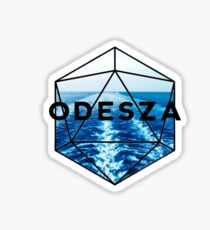 ODESZA OCEANSIDE 2.0 Sticker