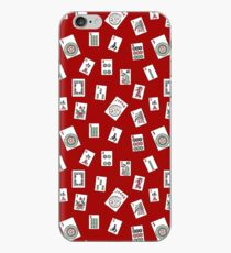 Red Mahjong iPhone Case