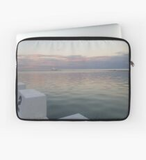 Merewether Sunset in Winter Laptop Sleeve