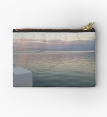 Merewether Sunset in Winter Studio Pouch