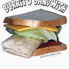 Burrito Sandwich by lattermanstudio