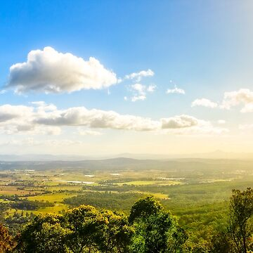 Mountain Vista, Mount Tamborine, Gold Coast by MADCAT