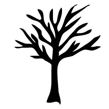 XXX Tree Face Tattoo *UPDATED* by aprilkristiine