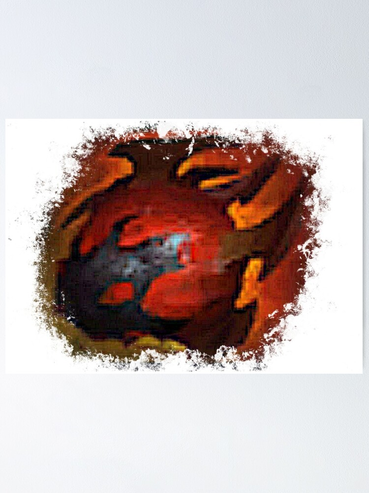 Dota 2 Heart Of Tarrasque Poster By Rytsullivan Redbubble