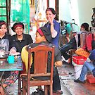 Preparing for the lunch rush!!!! Siem Reap, Cambodia by mackasenior