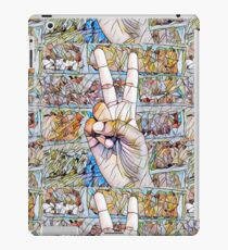 Peace At Our Fingertips iPad Case/Skin