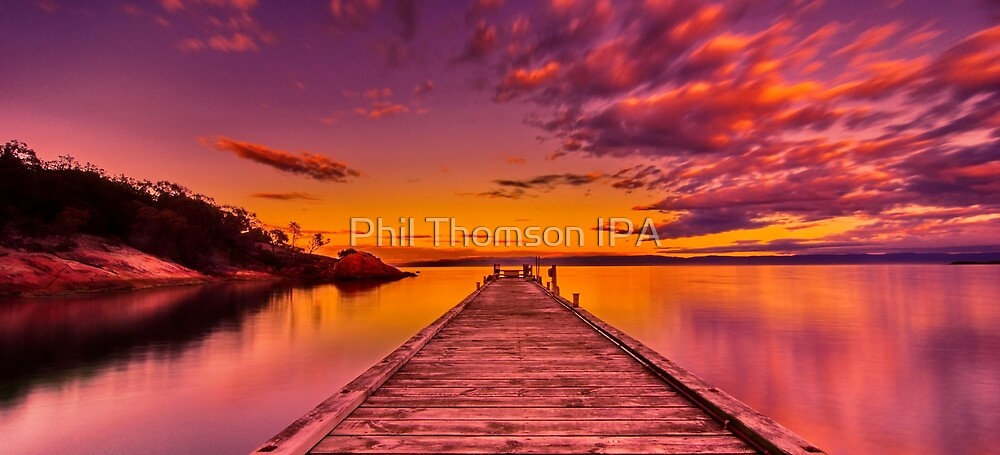 """Freycinet Dawn"" by Phil Thomson IPA"