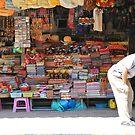 Shop work Khmer style, Siem Reap, Cambodia by mackasenior