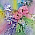 Floral Fantasy von bevmorgan