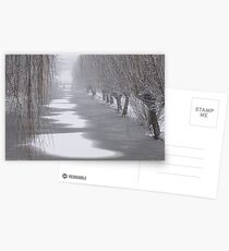 Winter in Gouda Postcards