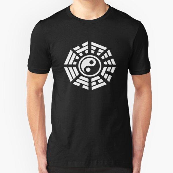 Marisa's Hakkero White Slim Fit T-Shirt