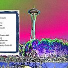 Space Needle - Successful Comedy by Kenneth S Lapham