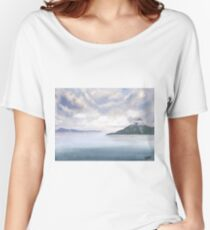 Misty Isle Women's Relaxed Fit T-Shirt