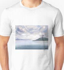 Misty Isle Unisex T-Shirt
