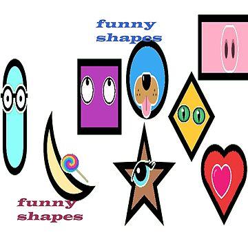 funny shape by ezra054